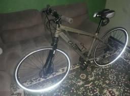 Bicicleta urbana Caloi city impecável