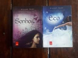 Livros Sonhos e Ecos