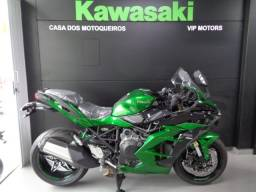 Kawasaki H2 Sx Se Verde 2020