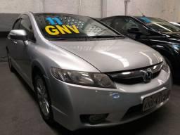 New Civic LxL 1.8 automático GNV 2011