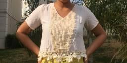 Blusa feminina tamanho M