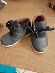 Sapato infantil número  22