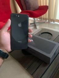 iPhone 8 Plus 256 gigas bem novinho