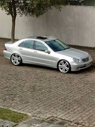 Título do anúncio: Mercedes-Benz C320 Advantguard 2001
