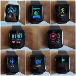 Título do anúncio: Lançamento Lindo Relógio Digital Inteligente Smartwatch Coloca Foto Na Tela