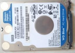 HD 500 GB - WD Blue