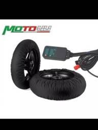Aquecedor de pneus 120/200 - Digital, 220v NOVO