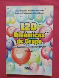 Título do anúncio: 120 Dinâmicas de Grupo - para viver, conviver e se envolver