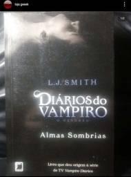 Livros Diários do vampiro alma sombria