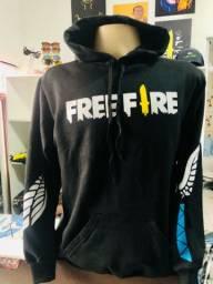 Casaco Freefire