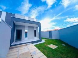 JP linda casa de esquina de 3 quartos 2 banheiros com fino acabamento