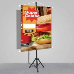 Banner com Qualidade e Preço Promoção