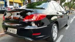 2 - Peugeot 408 - aut- bancos em couro- teto solar - baixo km - garantia