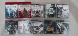 Jogos de PS3 baratos