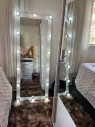 Espelho Camarim Corpo Todo P/ Beleza Fotos de Roupas Sapatos da Sua Loja Virtual