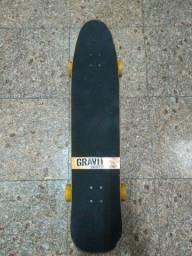 Skate longboard americano