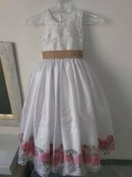 Vestido de daminha / florista