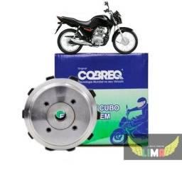 Kit Embreagem Cobreq 0002-ke Honda CG 150