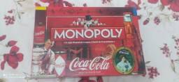 Monopoly edição coca cola