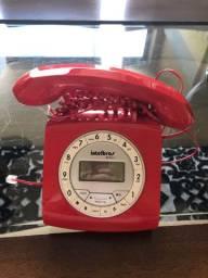 Telefone Intelbras retrô