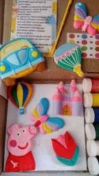 Título do anúncio: Kit de Pintura Infantil