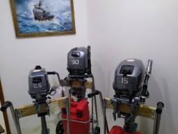 Motores de popa Hidea