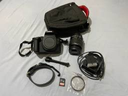 Câmera Profissional Canon T7 + Brindes