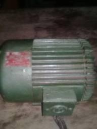Motor elétrico 3cv de alta rotação