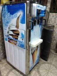 Título do anúncio: Máquina de sorvete trifásica