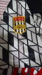 Camisa Bragantino. Carijó/Relíquia.