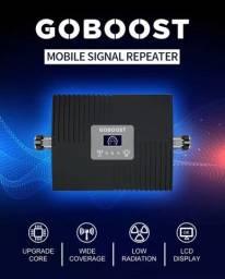 Repetidor de Sinal Goboost GSM (VIVO) 850mhz