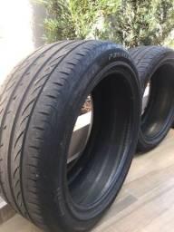 Título do anúncio: Vendo pneus 235/45 R18