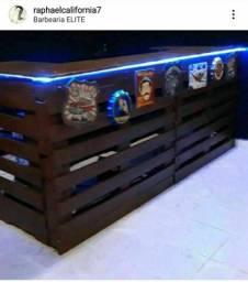 Balcão para Bar / Sorveteria e Etc..
