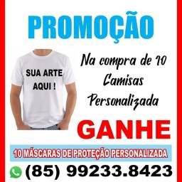 Estamparia  sublime  camisas promocionais