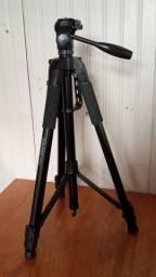Tripé Digipod Para Câmera Tr-682A Preto