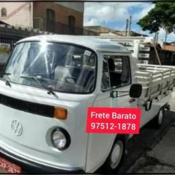 Frete Barato Kombi Pick Up