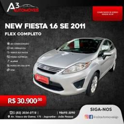 Fiesta SE 1.6 Completo 2011!!!