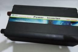 Inversor energia OFF Grid 48V 220V 1000W -Onda Senoidal Pura, Ideal lancha Rancho Tablado