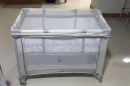 Berço portátil safety muito novo R$ 200,00