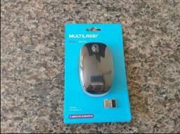 Mouse sem fio Multilaser (Novo)