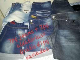 Calça jeans,short e bermudas