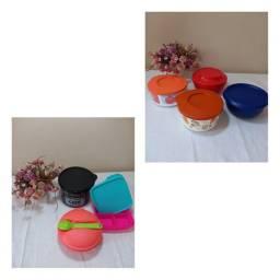 Tupperware variadas no precinho