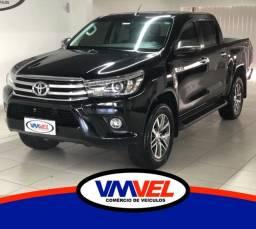 Toyota Hilux SRX Cd Diesel 2018 Top da Categoria