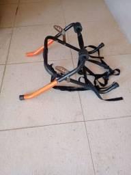 Vendo suporte pra bicicleta pouco uso