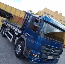 Caminhão Mercedes-Benz Atego 2426 Carroceira