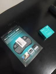Mini Teclado WirelessKeyboard