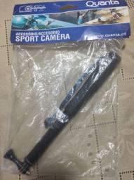 Acessório para Sport Camera. <br>Bastão Monope - Quanta