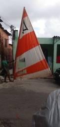 Vende-se vela windsurf