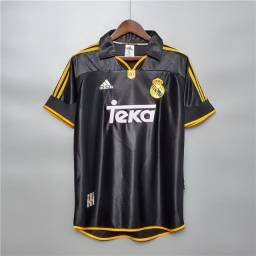 Camisa Retrô Real Madrid 1998-99 Away