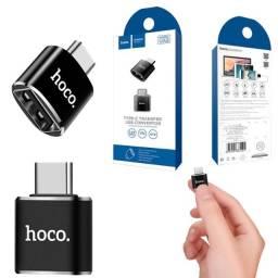 Converson TipoC Para USB Hoco UA5